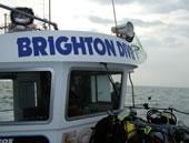 The Brighton Diver